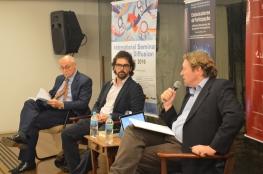"""Lançamento do livro do professor Osmany Porto """"Embaixadores da Participação - A Difusão Internacional do Orçamento Participativo"""""""