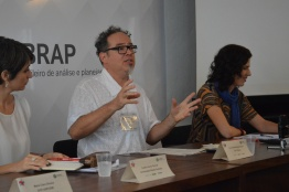 PP's moderator Denílson Bandeira Coelho from University of Brasilia